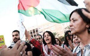 Kann man in Ramallah eine israelische Flagge schwenken?