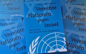 """Radiobeitrag zum Buch """"Vereinte Nationen gegen Israel"""""""