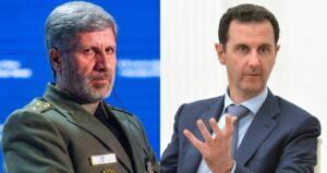 Syrien-Iran-Abkommen sendet Botschaft an Israel, USA und Russland