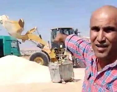Proteste gegen billiges Erdgas – weil es aus Israel kommt