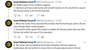 """Abschuss in Syrien: Es gibt kein """"Verstecken hinter einem Flugzeug"""""""