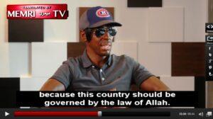 """""""In Deutschland muss das Gesetz Allahs regieren"""""""