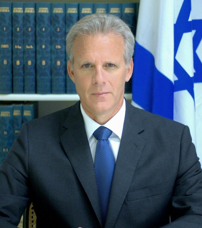 Michael Oren: US-Schließung der PLO-Mission trägt zu Friedenslösung bei