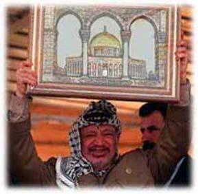 """Arafat: """"Nutze Oslo, um Juden aus Palästina zu vertreiben"""""""