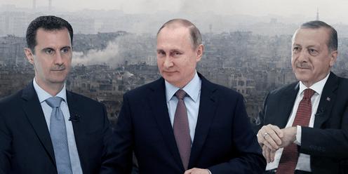 Idlib-Offensive: Erdogan sieht Schwächung seiner Syrienpolitik entgegen