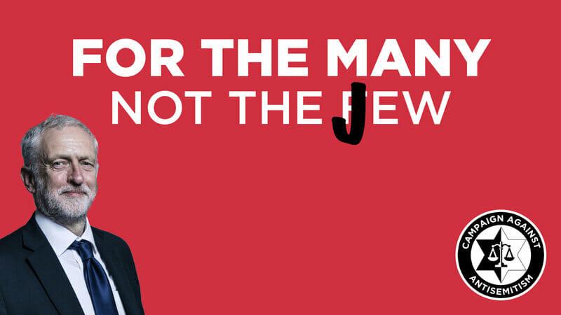 """""""Jeremy Corbyn ist ein gefährlicher Antisemit"""""""