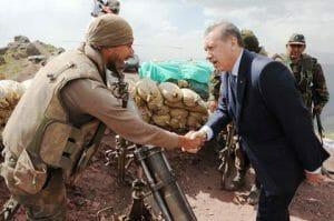 Türkei steigert Waffenlieferungen an verbündete Aufständische in Syrien