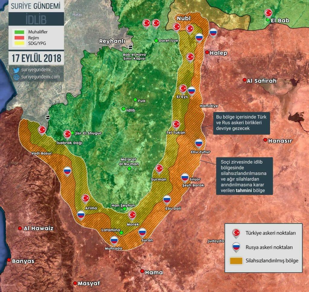 Beendet ein türkisch-russischer Tauschhandel die Waffenruhe in Idlib?