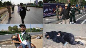 Mindestens 25 Tote: Angriff auf Militärparade im Iran
