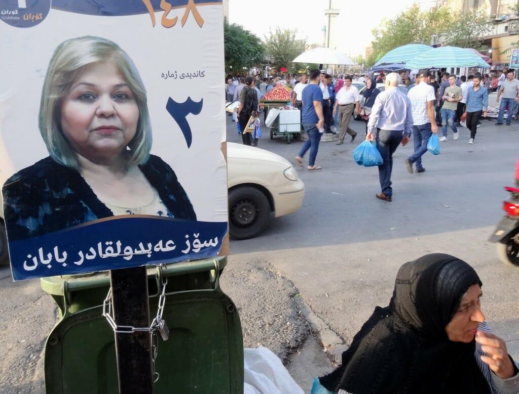 Irakisch-Kurdistan: Der Wahlkampf der Frauen