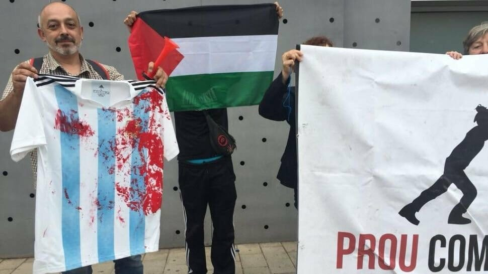 Wegen Drohungen gegen Messi: Endlich Sanktionen gegen Jibril Rajoub