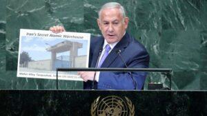 Israels Premier Netanjahu: Iran unterhält geheimes atomares Depot