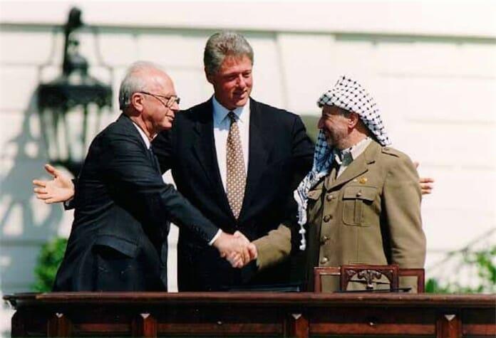Wird die PLO die Anerkennung Israels widerrufen?