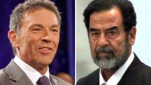 """Jörg Haider: """"In der Palästinenserfrage einer Meinung mit Saddam Hussein"""""""