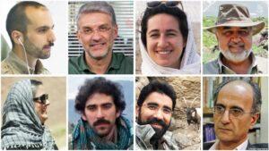 Verhafteten Umweltaktivisten im Iran droht die Todesstrafe