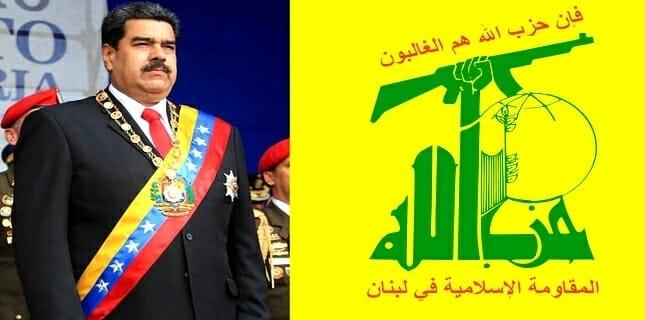 Vertrauter des venezolanischen Präsidenten hat Kontakte zur Hisbollah