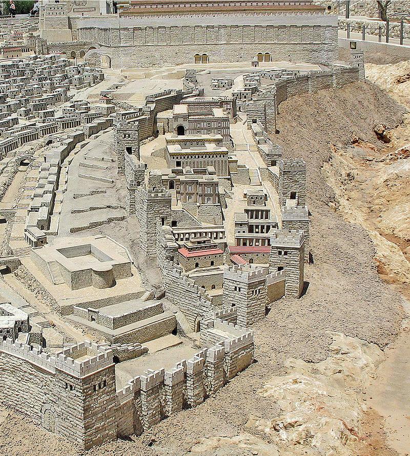 Winziges Steingewicht aus der Zeit des Ersten Tempels bei Ausgrabungen in Jerusalem entdeckt