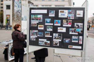 BDS hetzt am Jahrestag der Novemberpogrome gegen Israel