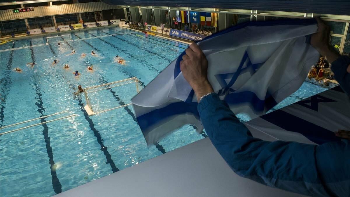 BDS: Treib keinen Sport mit Juden!