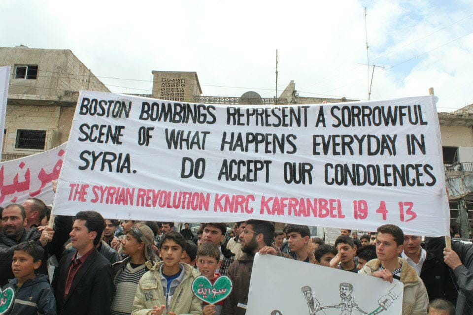 Syrien: Weltbekannter Aktivist aus Kafranbel von Islamisten ermordet