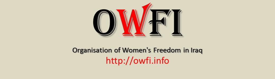 Irakische Frauenbewegung gegen die Legtimierung von Ehrenmorden
