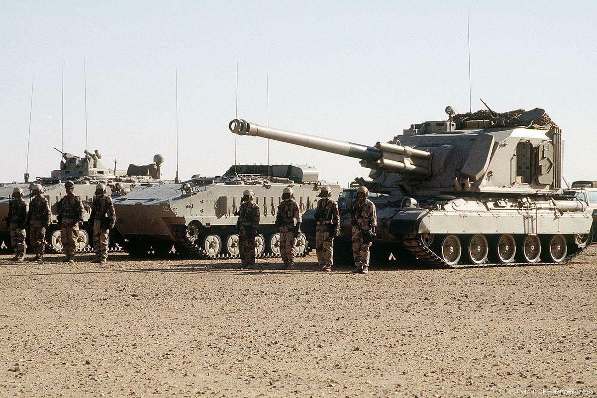 Saudische Truppen in Syrien?