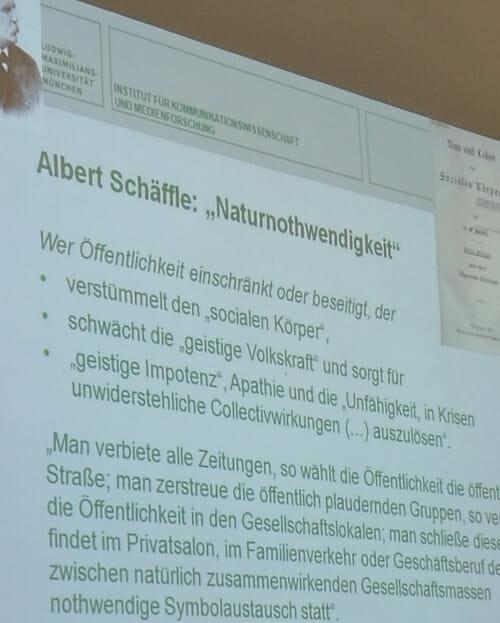 Universität München: Neuauflage des Antisemitismusstreits von 1879