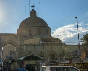 Irak: Weihnachten wird nationaler Feiertag