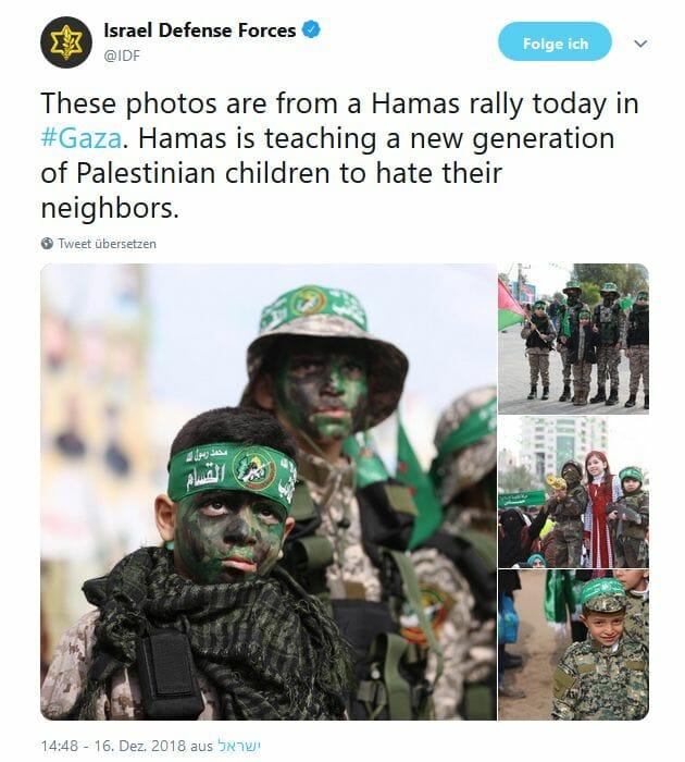 Jahrestag der Hamas-Gründung: 31 Jahre Terror, Gewalt und Not