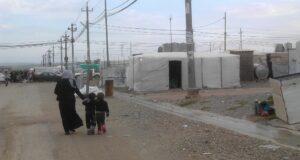 An Rückkehr nicht zu denken. Der fünfte Winter für Flüchtlinge im Nordirak