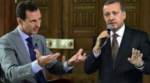 Syrien lehnt türkischen Vorschlag einer Pufferzone ab