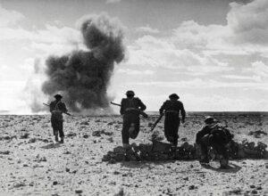 Die Bedeutung des Zweiten Weltkriegs für den Nahen Osten