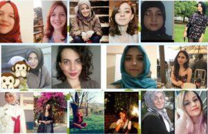 Runter mit dem Kopftuch: #10YearChallenge in der Türkei