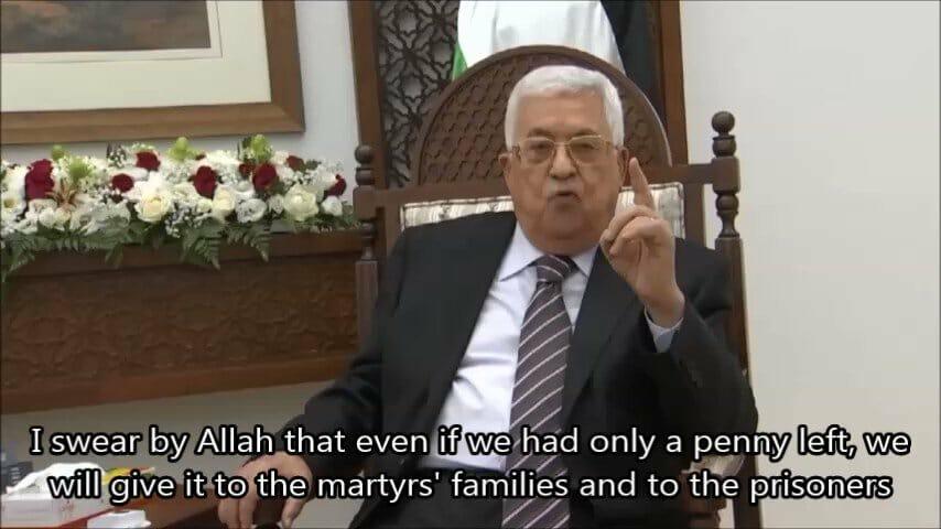 Warum Abbas keine Steuergelder von Israel annnehmen möchte