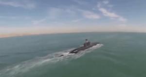 Iran präsentiert mit Marschflugkörpern bewaffnetes U-Boot