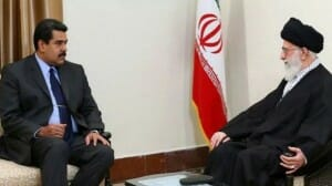 Iran kündigt an, Kriegsschiffe nach Venezuela zu verlegen