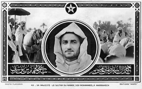 Marokkanischer König leistete Widerstand gegen NS-Judenverfolgung