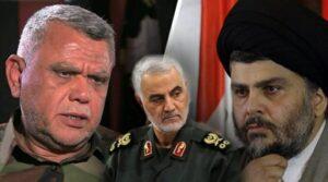 Iran interveniert, um irakische Regierungskrise zu lösen