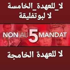 Algerien: Proteste gegen Präsidenten weiten sich aus