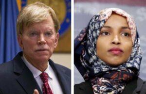 David Duke lobt Ilhan Omar als wichtigstes Mitglied des US-Kongresses