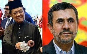 Was Ahmadinejad und der malaysische Tourismusminister gemeinsam haben