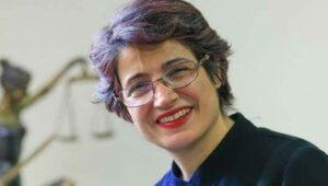 Iranische Menschenrechtsaktivistin zu 33 Jahren Gefängnis verurteilt