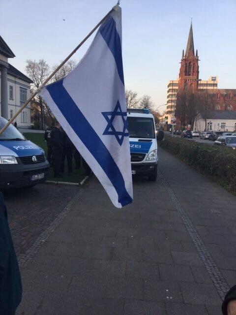 Oldenburg: BDS ohne Strom, aber mit israelischem Computer