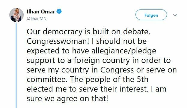 Wie US-Demokraten Antisemitismus in den eigenen Reihen entschuldigen