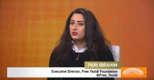 Auch die IS-Frauen tragen Schuld am Genozid an den Jesiden