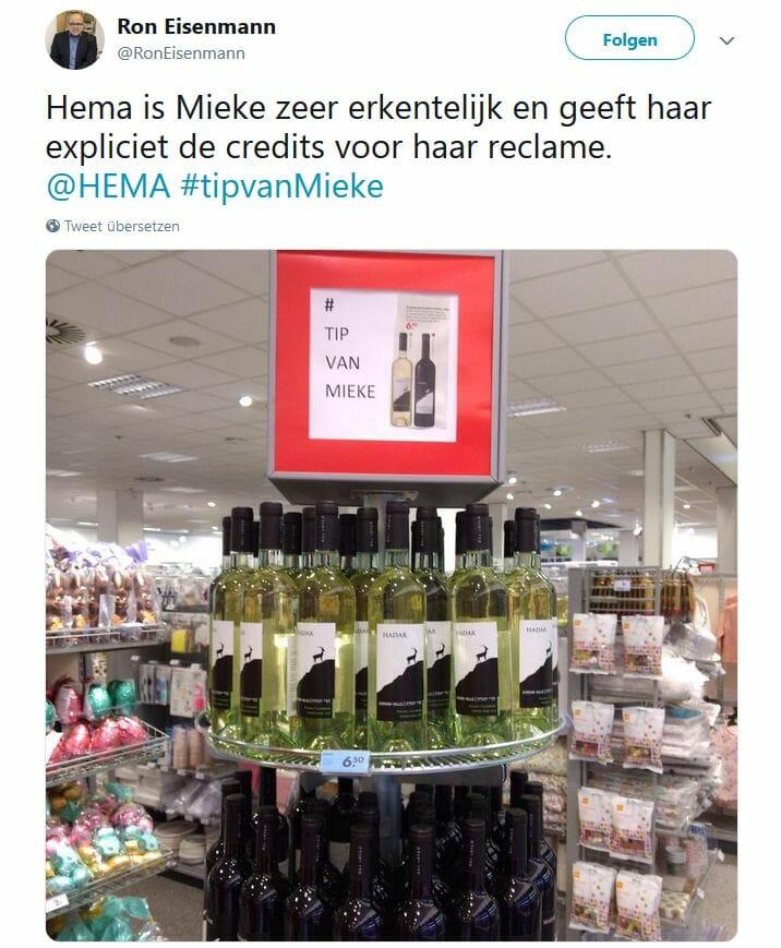 Wie die Boykottbewegung den Verkauf von israelischem Wein fördert