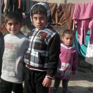 """Jesiden: Gerettete Kinder tragen das Trauma das IS-""""Kalifats"""" in sich"""