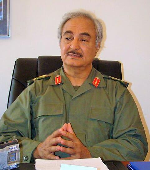 Libyen: Aufständischer General will türkische Schiffe angreifen lassen