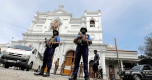 Anschläge auf Kirchen und Hotels auf Sri Lanka