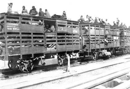 Der Völkermord an den Armeniern: Vorbild für den Holocaust